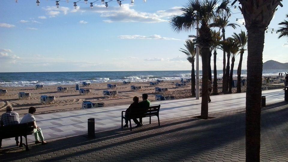 Costa Blanca – białe wybrzeże Hiszpanii