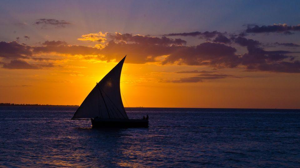 Zanzibar, czyli dużo słońca zimową porą