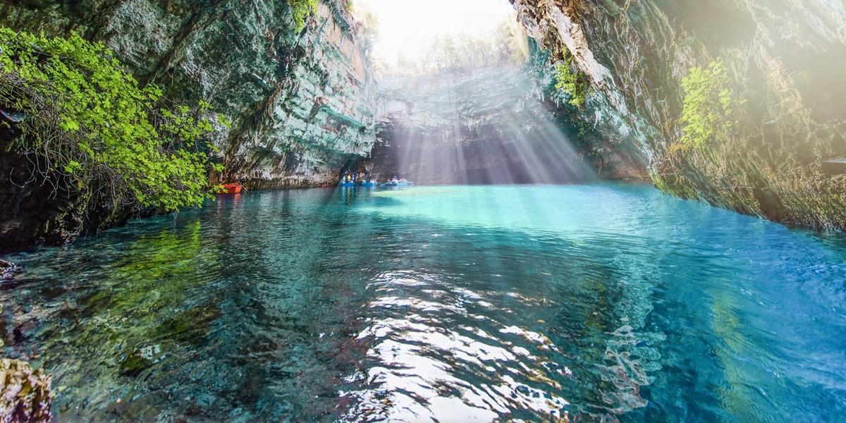 Kefalonia – wyspa mało znana