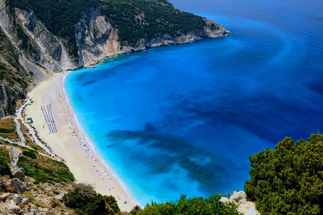 Wyspy Jońskie – raj na zachodzie Grecji