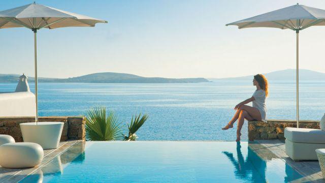 Mykonos – wyspa gwiazd, pelikanów i wiatraków … cz.3 – polecane hotele