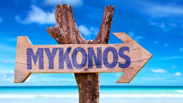 Mykonos – wyspa gwiazd, pelikanów i wiatraków… cz.1