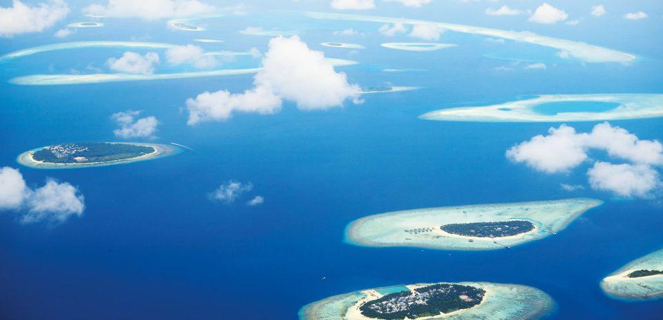 Zapraszam na Malediwy