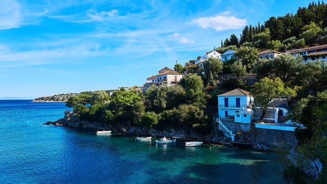 Itaka – urokliwa grecka wyspa