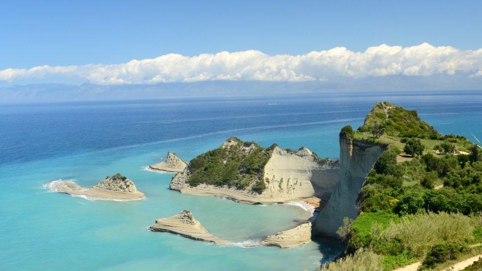 korfu – najzieleńsza wyspa grecka