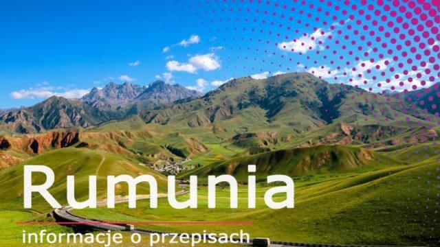 Winiety 2020 – wszystko, co powinni Państwo o nich wiedzieć – Rumunia